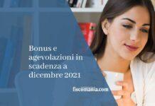 bonus e agevolazioni
