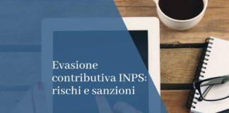 evasione contributiva INPS