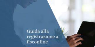 registrazione a fisconline