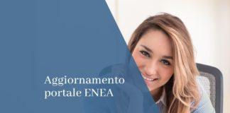 Aggioramento portale ENEA