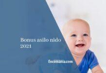 bonus asilo nido