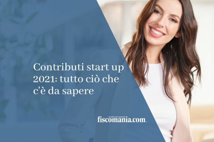 contributi start up