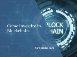 Come investire in blockchain
