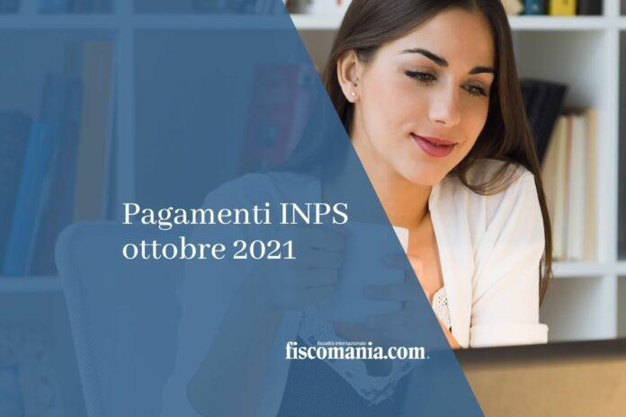 pagamenti INPS ottobre 2021